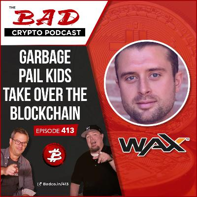 Garbage Pail Kids Take Over the Blockchain
