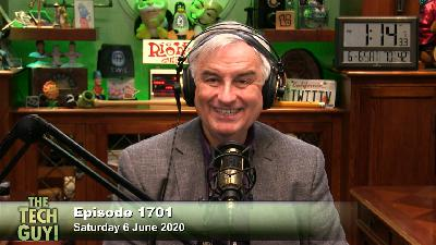 Leo Laporte - The Tech Guy: 1701