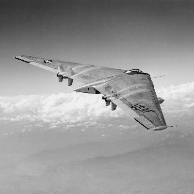 Jack Northrop's Flying Wings