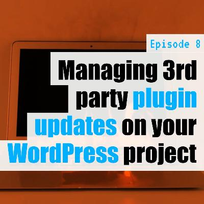 EP8 - Managing 3rd party plugin updates on your WordPress project