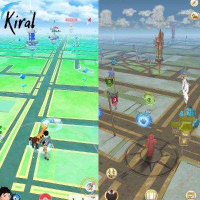 Pokémon Go e Harry Potter Wizards Unite: l'AR secondo Niantic!