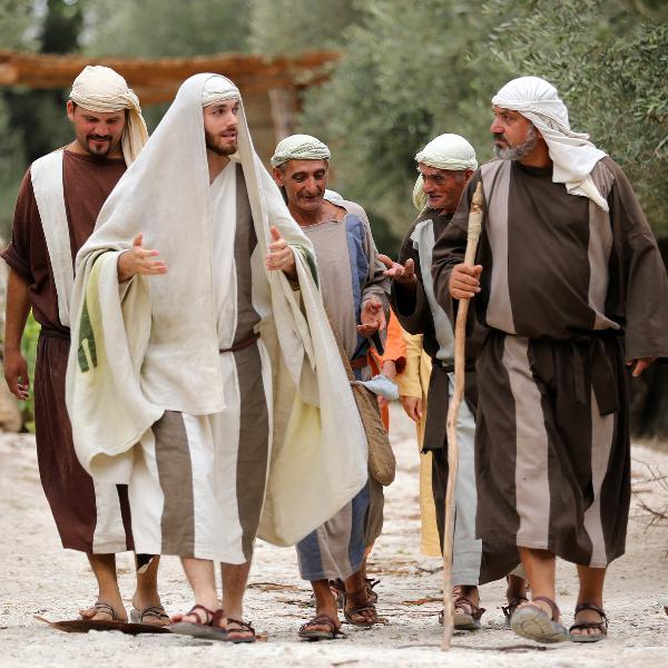 "Come Follow Me Podcast 11 ""These Twelve Jesus Sent Forth"" -- Matthew 10-12; Mark 2; Luke 7; 11"