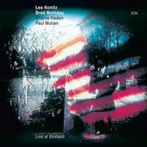 COMPLETO: Konitz, Mehldau, Haden, Motian - Live at Birdland