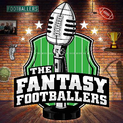 Early Top 10 RB Rankings + Kyle Juszczyk Joins the Show - Fantasy Football Podcast for 4/13