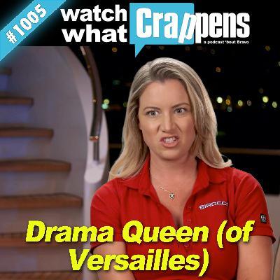 BelowDeckMed: Drama, Queen (of Versailles)