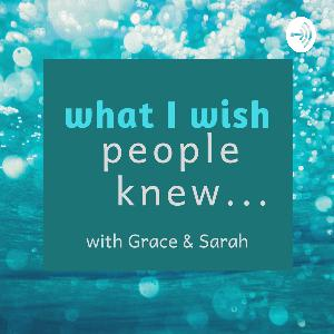 What I wish people knew...about positive self talk