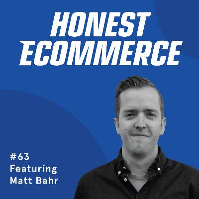 063 | Diversifying Marketing Channels and Measuring What Works Through Surveys | with Matt Bahr