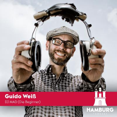 Guido Weiß aka. DJ MAD (Die Beginner)