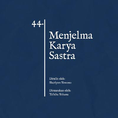 44. Mejelma Karya Sastra