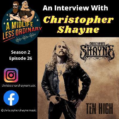 Christopher Shayne - Ten High