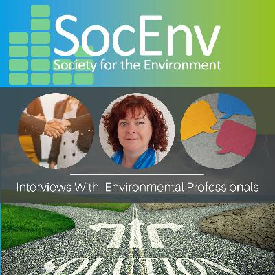 An Interview with Diana Pound CEnv