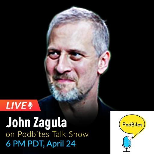 #live Podbites Interview with John Zagula