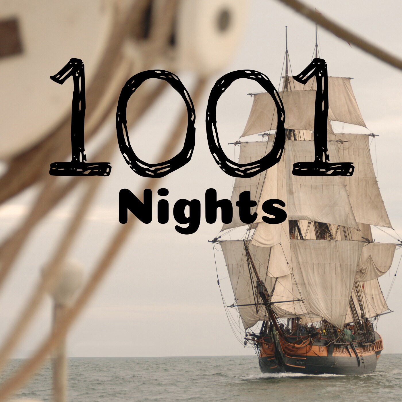 1001 Nights, Part 19 - The Sixth Voyage of Sinbad the Sailor