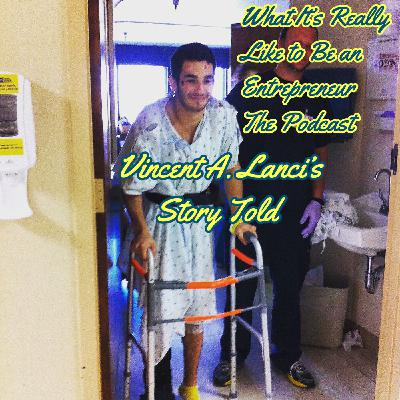 Tampa General Hospital Documents Vincent A. Lanci's Left for Dead Story