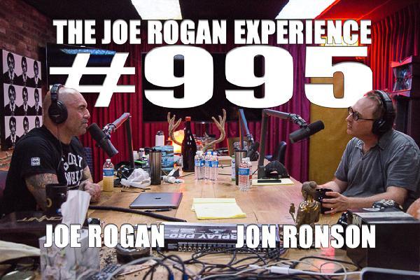 #995 - Jon Ronson