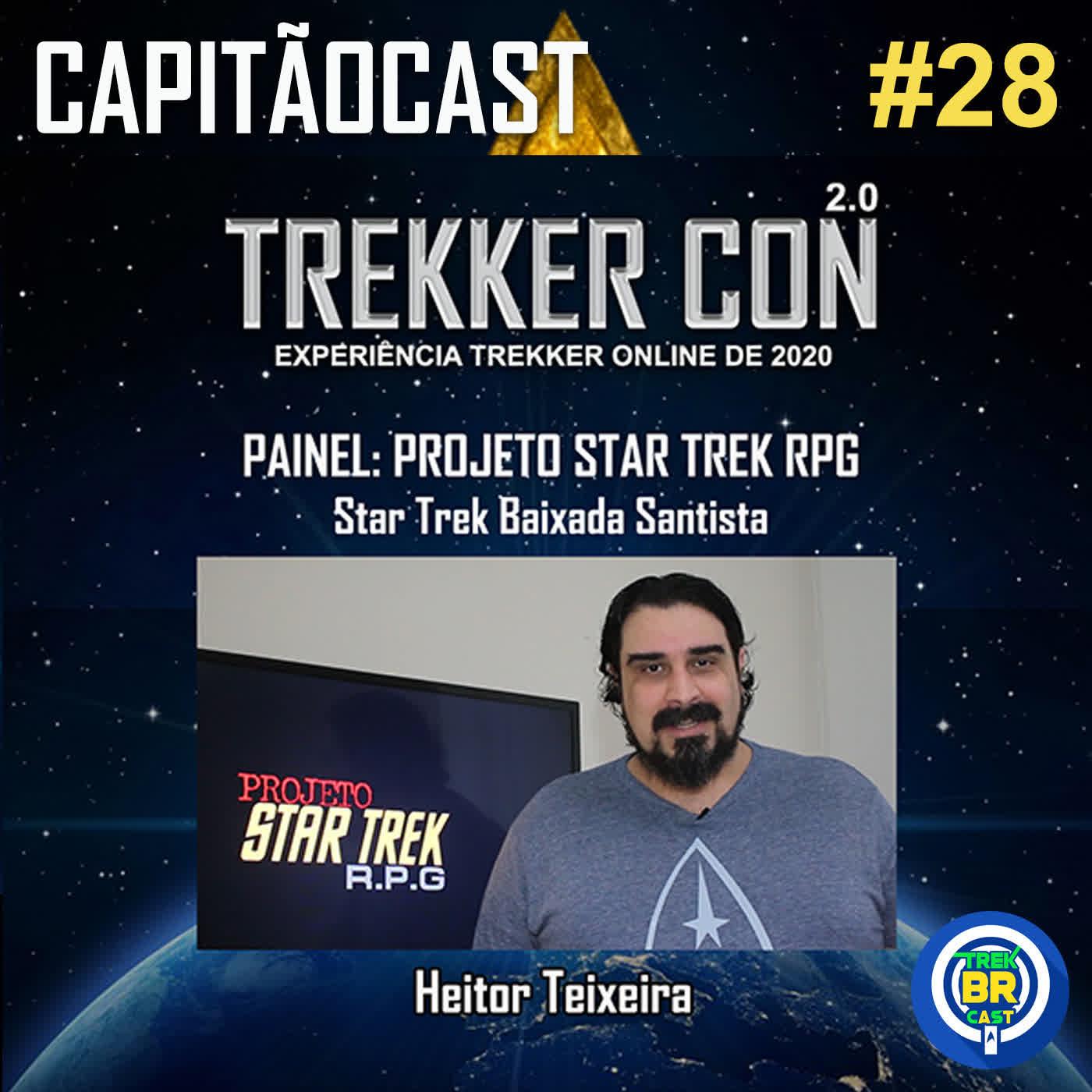 Projeto Star trek RPG - Diário do Capitão S06EP146