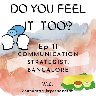 Communication Strategist, Bangalore