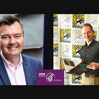 'Harryhausen: The Lost Movies' Grant Stott, BBC Radio Scotland speaks with filmmaker John Walsh