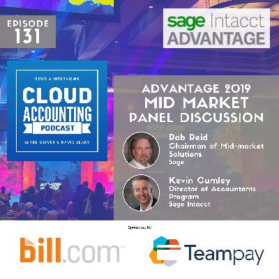 What is mid-market and why should accountants care? 🎙 Live at Sage Intacct Advantage 2019