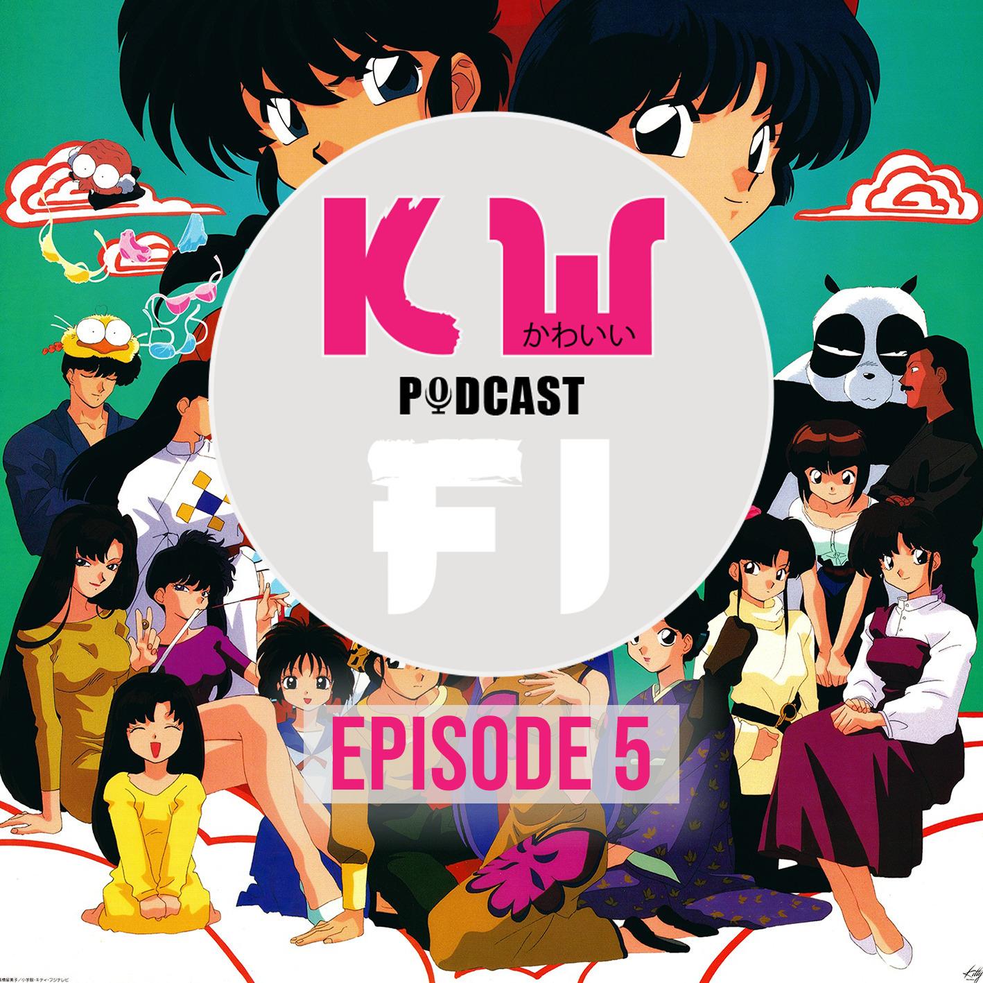 Episode 15: 80's Anime