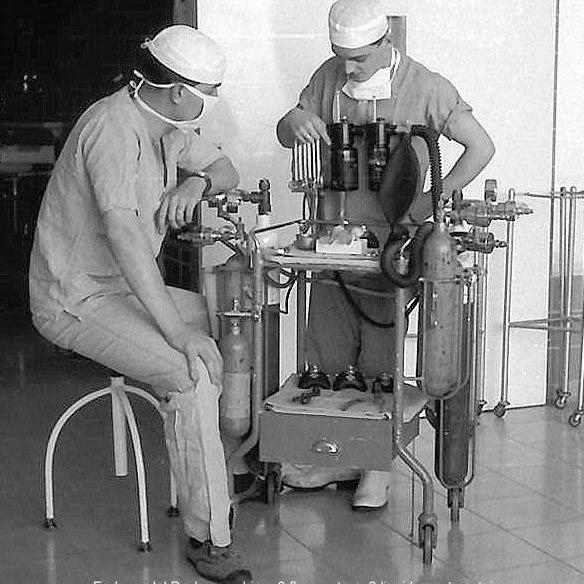 #23 Работа анестезиолога в Британии