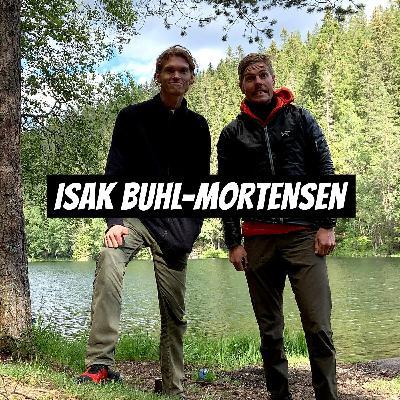 #109 - Isak Buhl-Mortensen | PhD i teoretisk fysikk, impostor syndrome, Higgs boson, meningen med (A4)livet, kjernekraft, Chernobyl, fraktaler, depresjon, meningsløshet, drugs, militærhelikopter