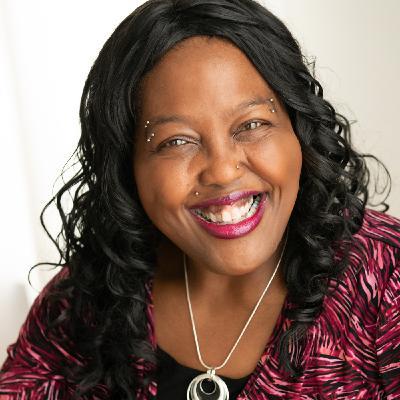 Alesha Brown, Author, Transformational Speaker