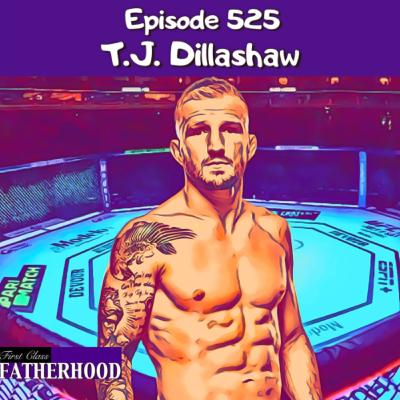 #525 T.J. Dillashaw