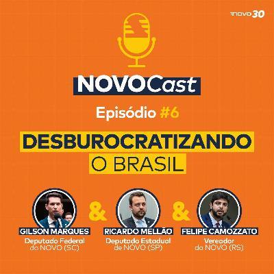 #6 Desburocratizando o Brasil