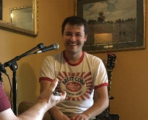 Ep 19 Matt Sellars knows exactly how you feel about Banjos