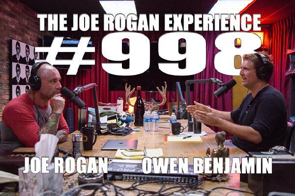 #998 - Owen Benjamin