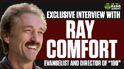 Doing a 180: How to change minds in moments - Interview with Ray Comfort of Living Waters   The Mark Harrington Show   4-6-21