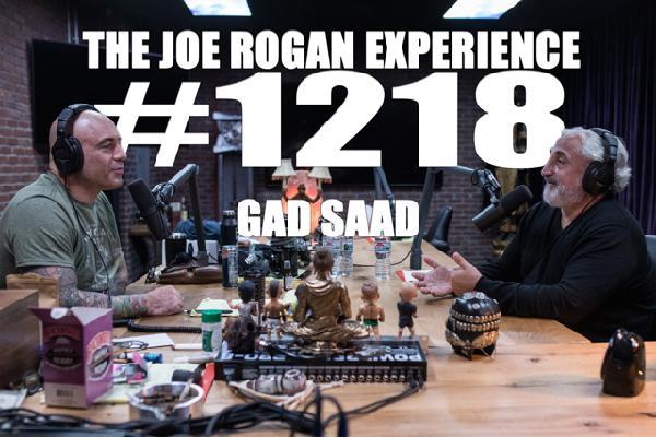#1218 - Gad Saad