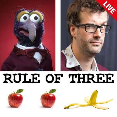 Marcus Brigstocke on The Great Gonzo
