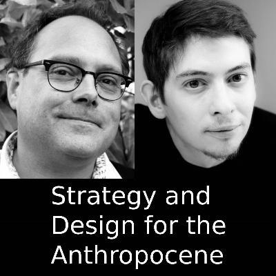 #47 Stratégie et design pour l'Anthropocène avec Alexandre Monnin et Emmanuel Bonnet