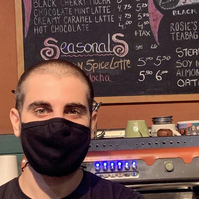 Musician/Barista Ben: A Chat at Java Joe