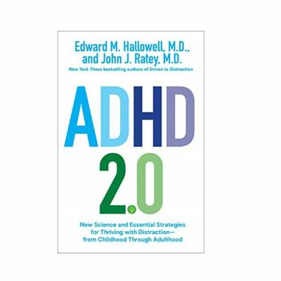 Podcast 869: ADHD 2.0 with John Ratey