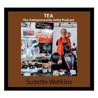A chat with Suzette Watkins Artist, Silversmith and Jewellery Designer/Maker