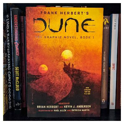 #160 - DUNE The Graphic Novel, Book 1