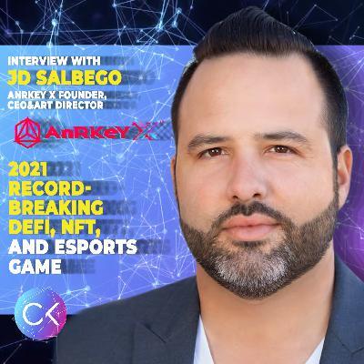 👾2021 Record-Breaking DeFi, NFT and E-Sports Game (w JD Salbego & Constantin Kogan)