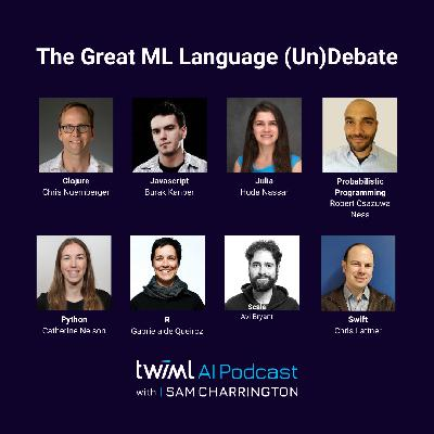 Panel: The Great ML Language (Un)Debate! - #393