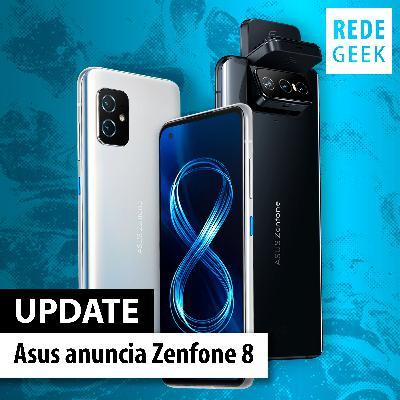 UPDATE - Asus anuncia Zenfone 8