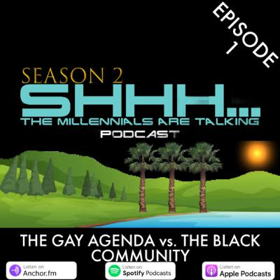 THE GAY AGENDA vs. THE BLACK COMMUNITY