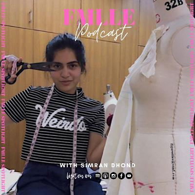 Talking lingerie and intimate wear with Indian designer Simran Dhond | FMLLE Spotlight |