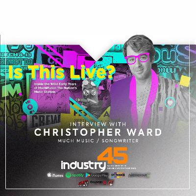 Industry 45 Quick Spin feat Christopher Ward (Much Music)   FULL