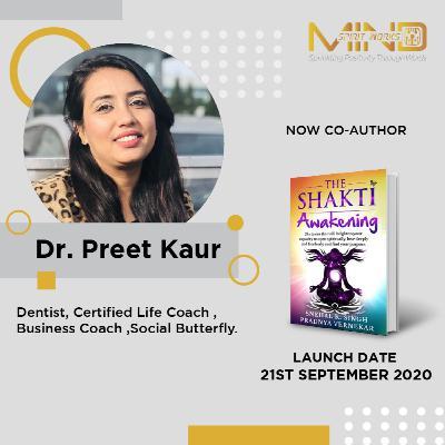 Celebrating Shakti - Dr. Preet Kaur