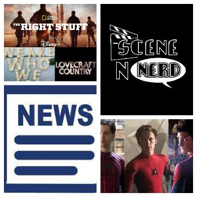 GVN Presents: Scene N Nerd - Would The Real Spider-Man Please Stand Up?