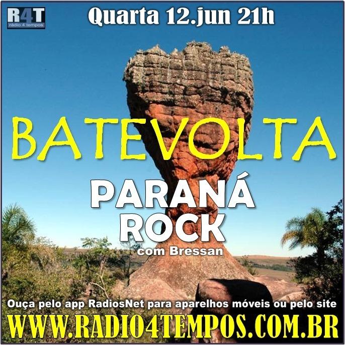 Rádio 4 Tempos - BateVolta 177:Rádio 4 Tempos