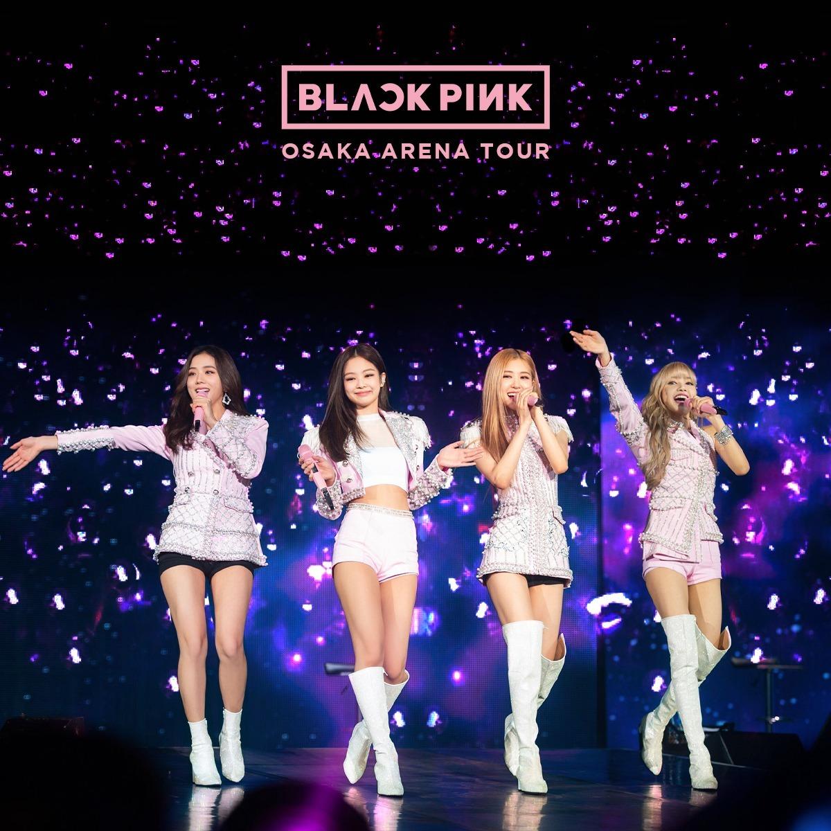 BLACKPINK - ARENA TOUR 2018 OSAKA - Full Concert DVD Audio