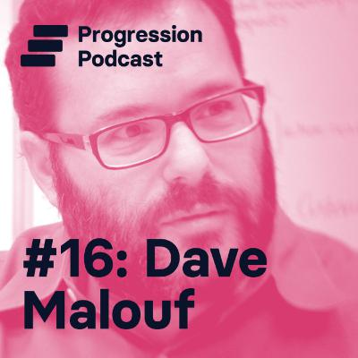 #16 Dave Malouf on Design Ops and the power of speaking on stage